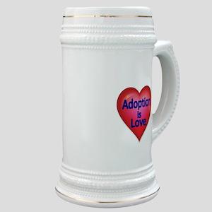 Adoption is love Stein