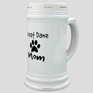 Great Dane Mom Stein
