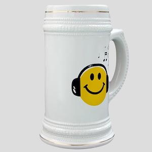 Music Loving Smiley Stein