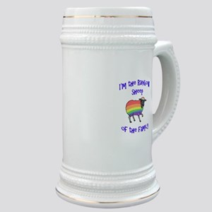 Rainbow Sheep of the Family Stein