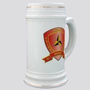 USMC - HQ Bn - 3rd Marine Division Stein