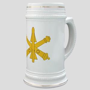 Air Defense Artillery Branch Insignia Stein