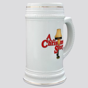A Christmas Story Movie Lamp Stein