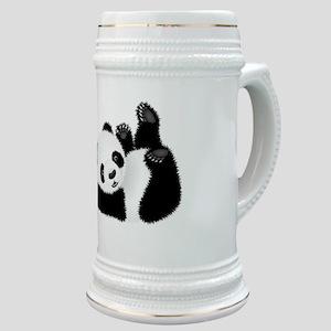 Baby Panda Stein