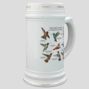 Hummingbirds of North America Stein