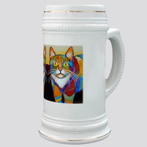 Cat-of-Many-Colors Stein