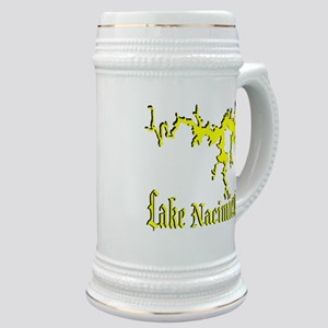 LAKE NACIMIENTO [4 yellow] Stein