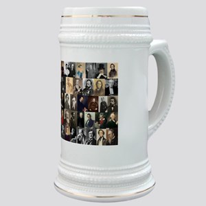 Composers Collage Stein