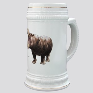 Hippo Hippopotamus Stein
