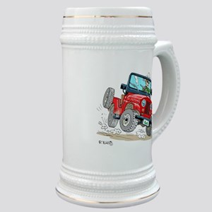 Willys-Kaiser CJ5 jeep Stein