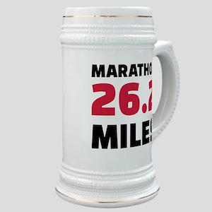 Marathon 26 miles Stein