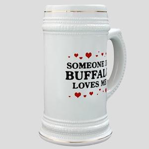 Loves Me in Buffalo Stein