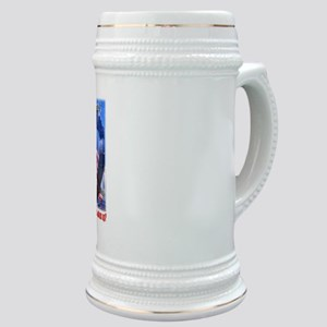 9-11 Tribute & Warning Stein