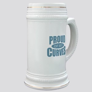 Proud of My Curves - Blue Stein