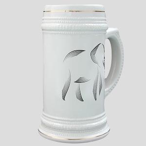 Elephant Stein