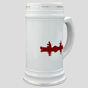 RED CANOE Stein
