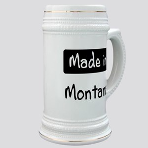 Made in Montana Stein
