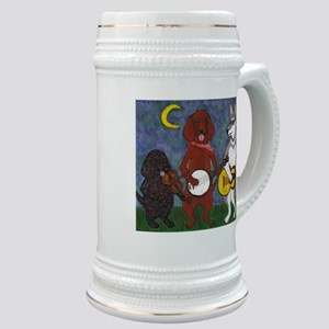 Country Dogs Stein