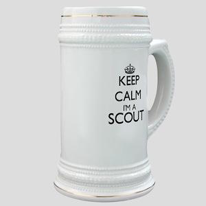 Keep calm I'm a Scout Stein