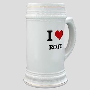 I Love Rotc Stein
