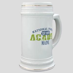 Acadia National Park Maine Stein