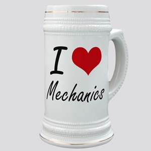 I Love Mechanics Stein