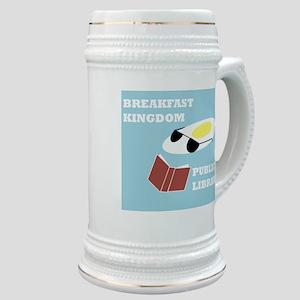 Breakfast Kingdom Public Library Stein