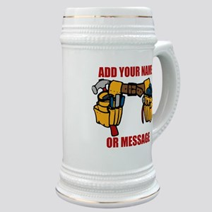 PERSONALIZED Tool Belt Graphic Stein