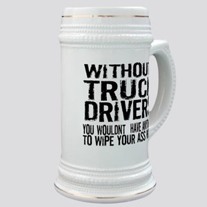 Without Truck Drivers Stein
