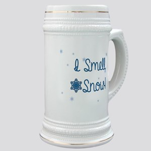 I Smell Snow Stein