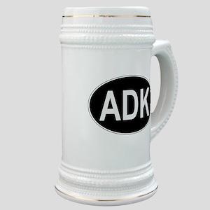 ADK Euro Oval Stein