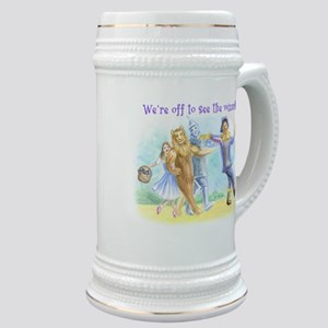 Were off to see the wizard Stein