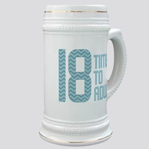 Time to Adult Blue Stein