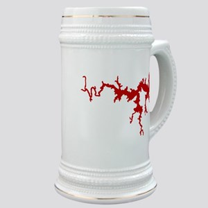 dragon only_crimson Stein