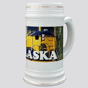 Alaska Railroad engine locomotive 2 Stein