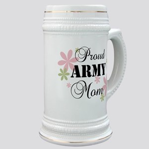 Army Mom [fl] Stein