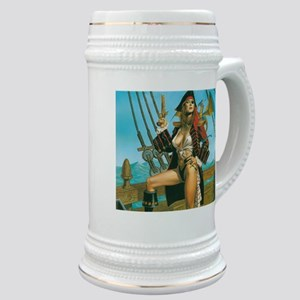 pin-up pirate Stein