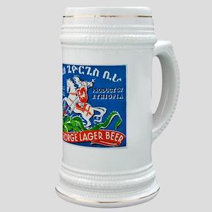 Ethiopia Beer Label 3 Stein