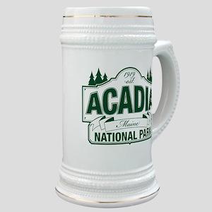 Acadia National Park Stein