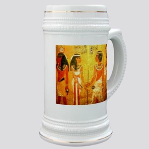 Cool Egyptian Art Stein