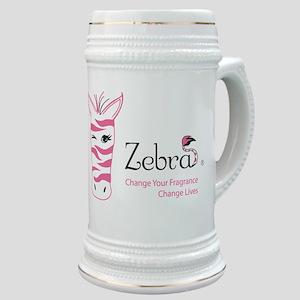 Pink Zebra Stein