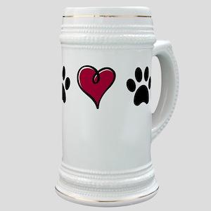 Love Pets Stein