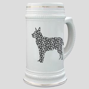 Australian Cattle Dog Stein
