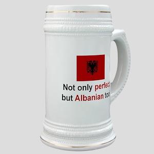 Perfect Albanian Stein
