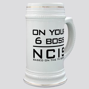 On Your 6 Boss NCIS Stein