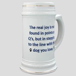 The Real Joy... Stein