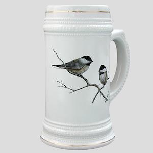 chickadee song birds Stein
