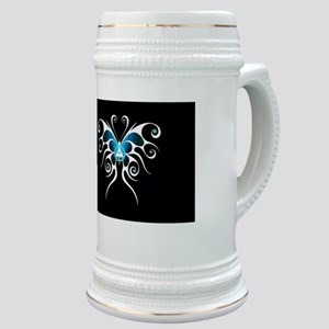 AA white butterfly Stein