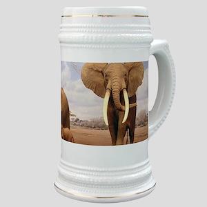 Family Of Elephants Stein