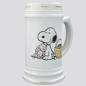 Beagle and Bunny Stein